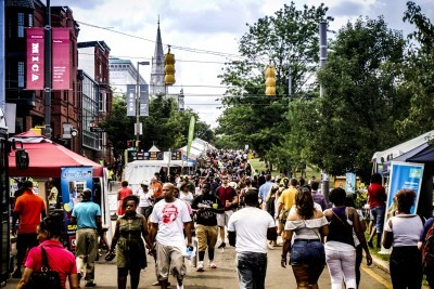 Artscape Celebrates What's Right about Baltimore