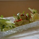 Lime Rockfish Ceviche