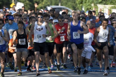 100s Turn Out for Pikesville 5K Run/Walk