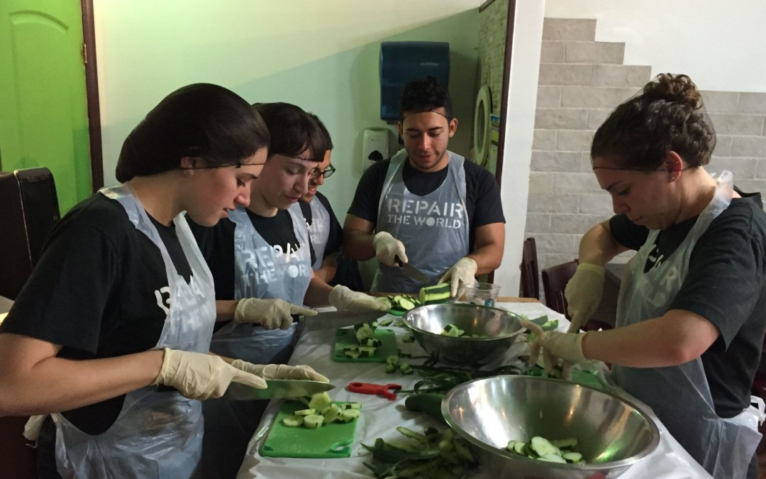 How Volunteering Becomes a Way in for Millennials Distanced from Judaism