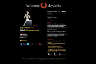 Baltimore Clayworks Dodges Bankruptcy, Plans to Reopen, Organizers Say — Baltimore Fishbowl