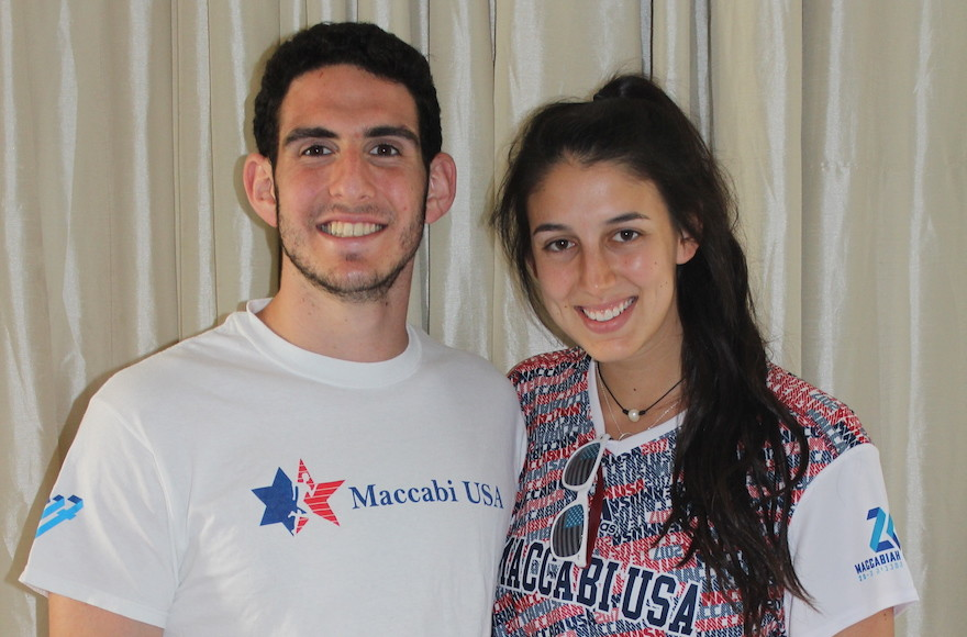 Athletes Come for Love and Glory at the 2017 Maccabiah Games