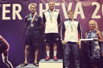Baltimore Wrestler Wins Gold at International Games in Israel