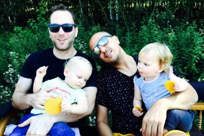 Gay Israeli Celebs Decry State Opposition to Same-Sex Adoption