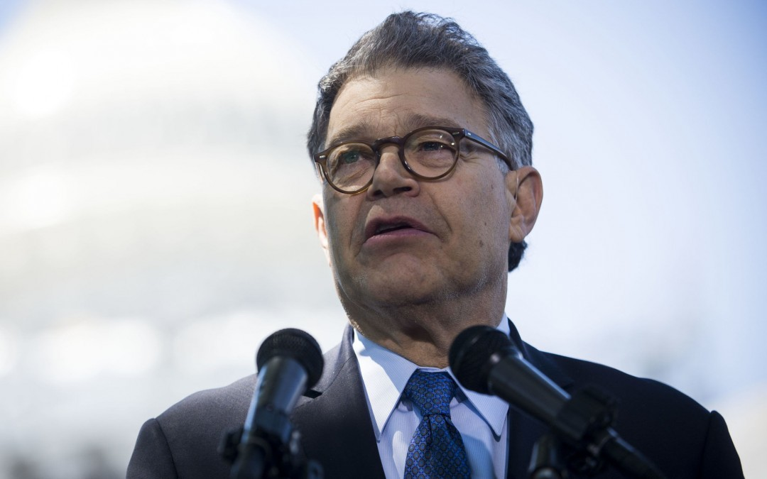 Al Franken Learned About Justice from his Childhood Rabbi