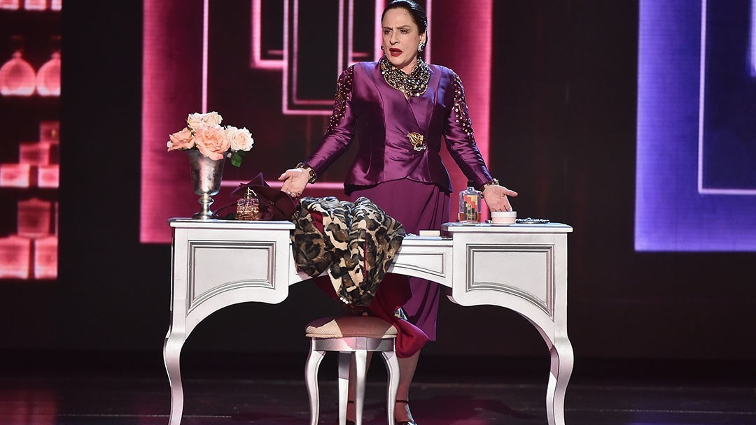 Patti LuPone Isn't a Jew, but Often Plays One