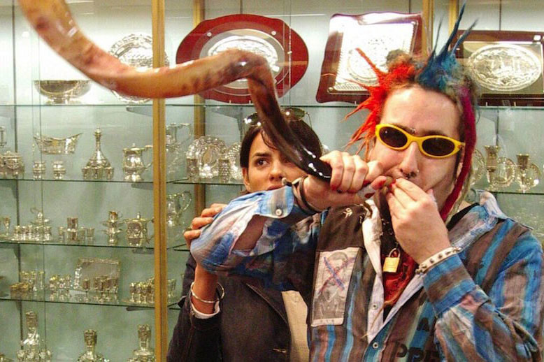 Punk Bands Prove Shofar isn't Just for the High Holidays