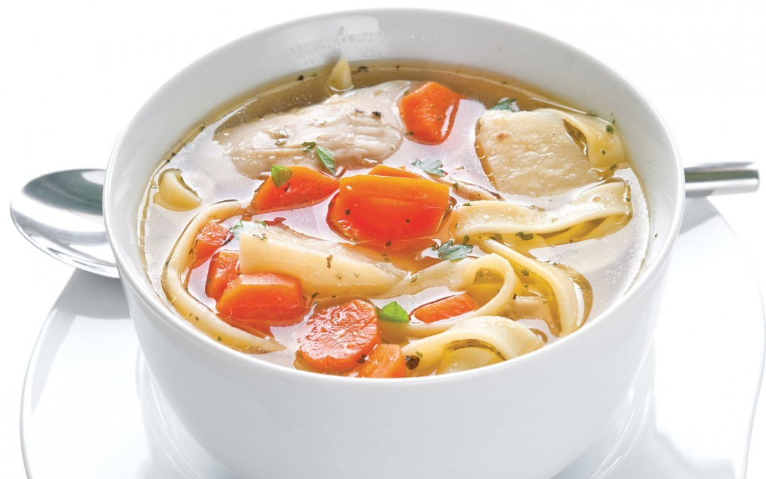 Chicken Soup for the Yom Tov