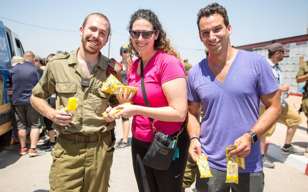 A Firsthand Look at Friends of the Israel Defense Forces