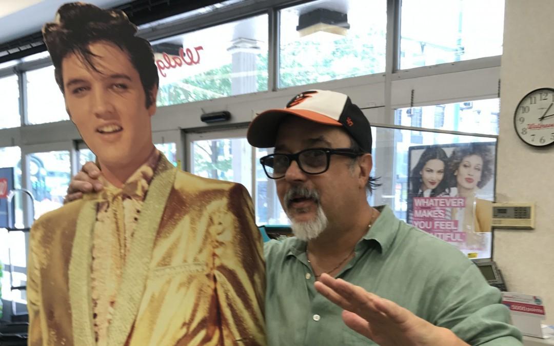 Ralphie's Summer Vacation: Shabbos in Memphis!