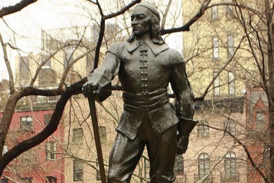 Should NYC Remove Statues of its Anti-Semitic Dutch Governor?