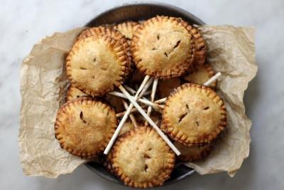 Rosh Hashanah Recipe: Apple and Honey Pie Pops