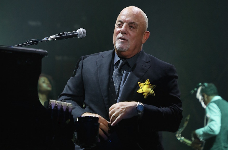 Billy Joel Says the Night He Wore a Star of David was One of His Most Memorable Concerts