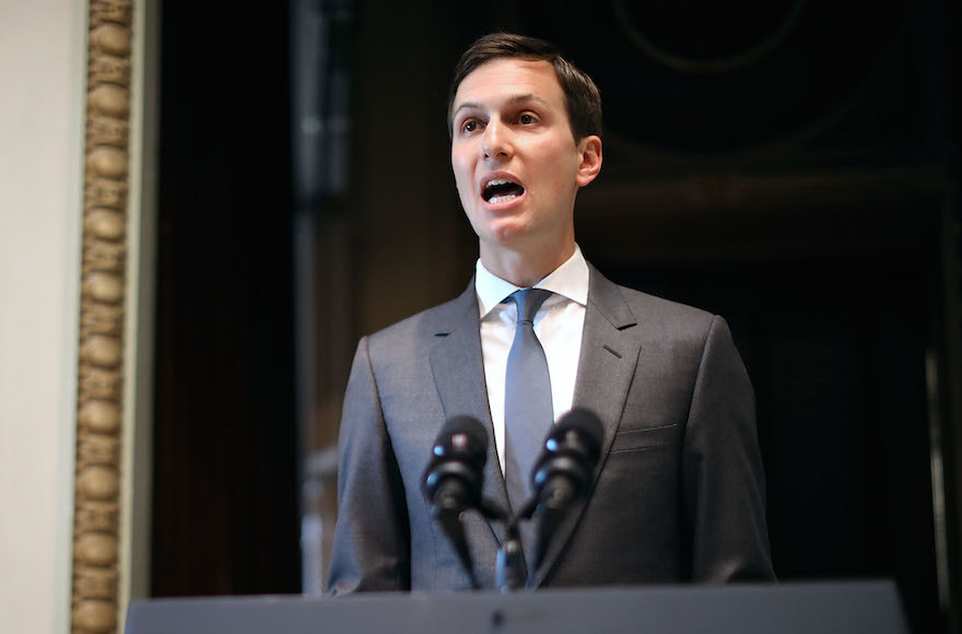 Jared Kushner on Israeli-Palestinian Peace: 'There May be No Solution'