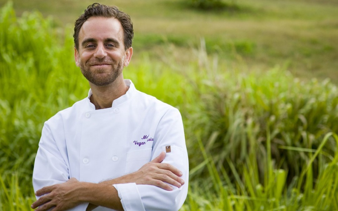 Chef Wants to Make Vegan Cooking the 'New Kosher'