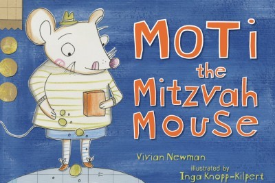 5 New Kids' Books for the High Holidays