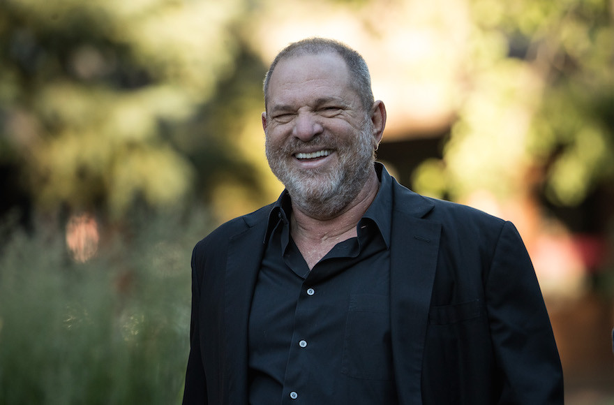 Harvey Weinstein to Direct Film on Warsaw Ghetto Uprising