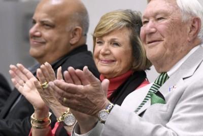 Jemicy School Dedicates Attman Family & Alumni Center