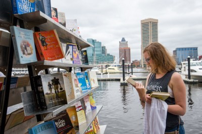 Baltimore Book Festival 2017: What to Bookmark