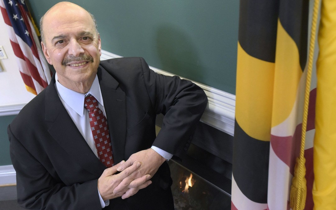 Del. Morhaim to Retire After a Quarter-Century of Political Service