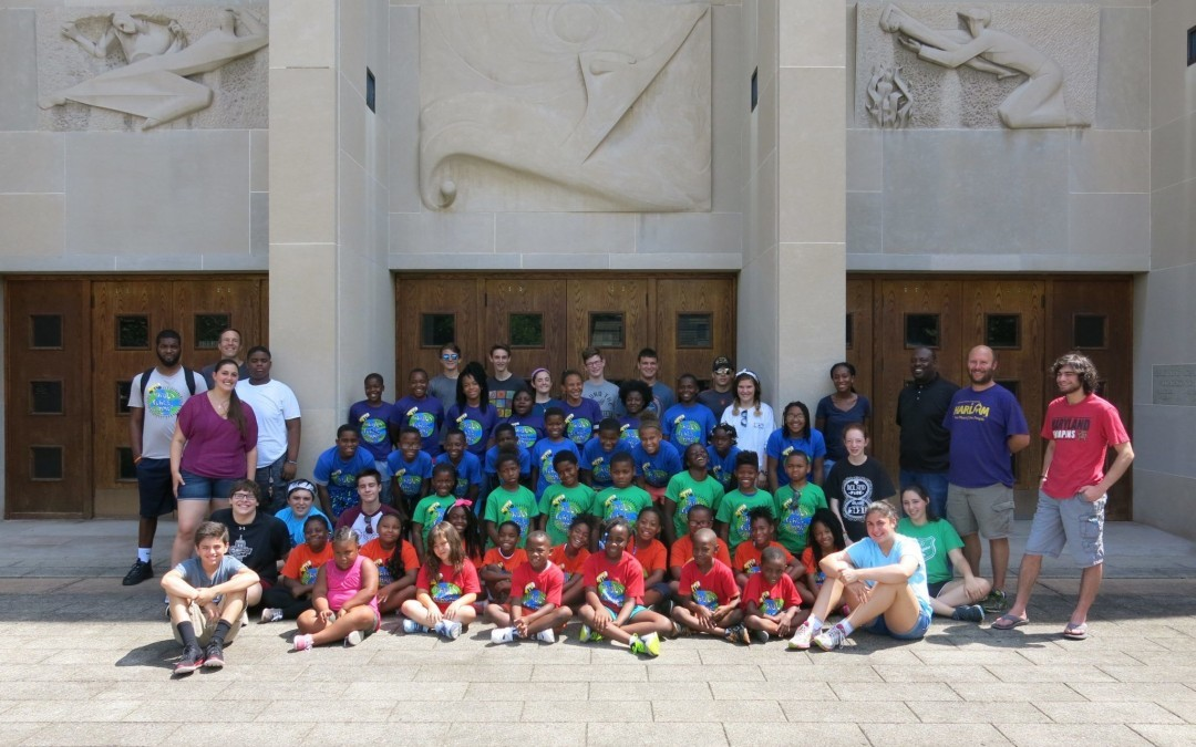 Baltimore Hebrew Congregation Hosts Paul's Place Camp