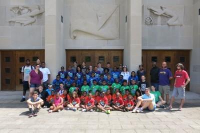 Baltimore Hebrew Congregation Hosts Paul's Place Camp