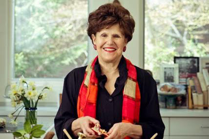 Jewish Cookbook Author Joan Nathan Partners with Whole Foods
