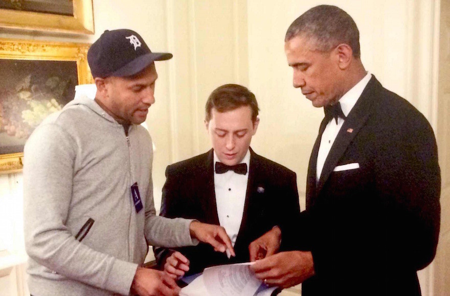 Why Obama's Former Speechwriter Calls Him the Most Jewish President Ever