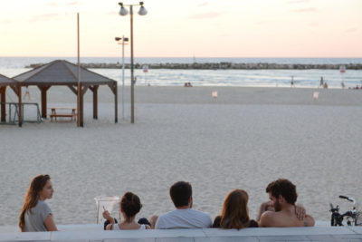 For Secular Israeli Teens, the Eve of Yom Kippur is a Night of Forbidden Love