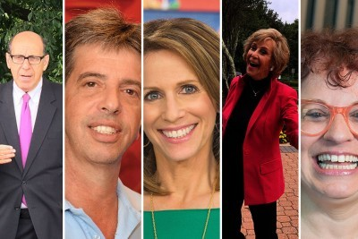 On The Record: Jewish Media Stars in Our Midst