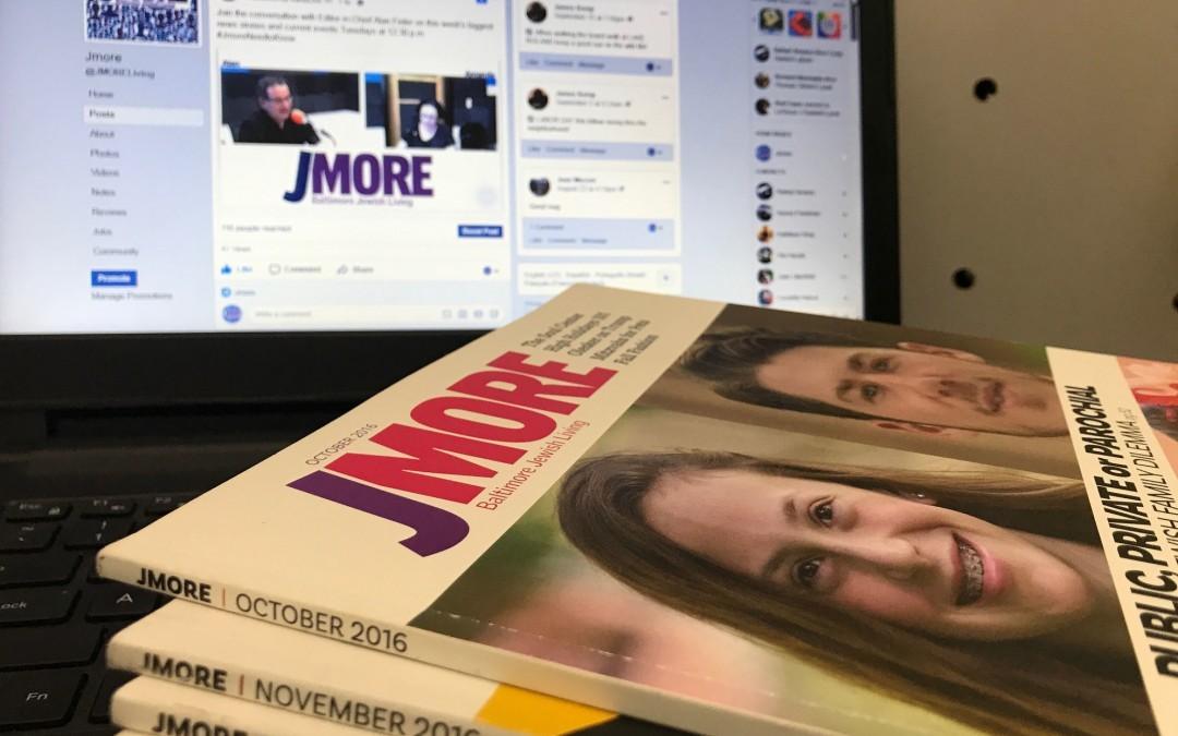 Celebrating Jmore's Anniversary