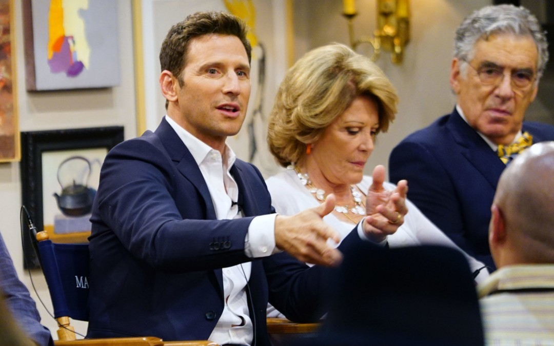 Mark Feuerstein Dishes on His Very Jewy New Sitcom, '9JKL'