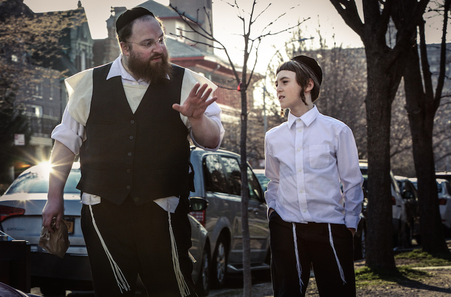 'Menashe' Offers Rare Look Into Brooklyn's Chasidic World