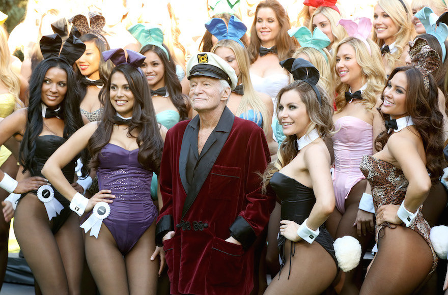 Hugh Hefner's Playboy Empire Proved to be a Mixed Bag
