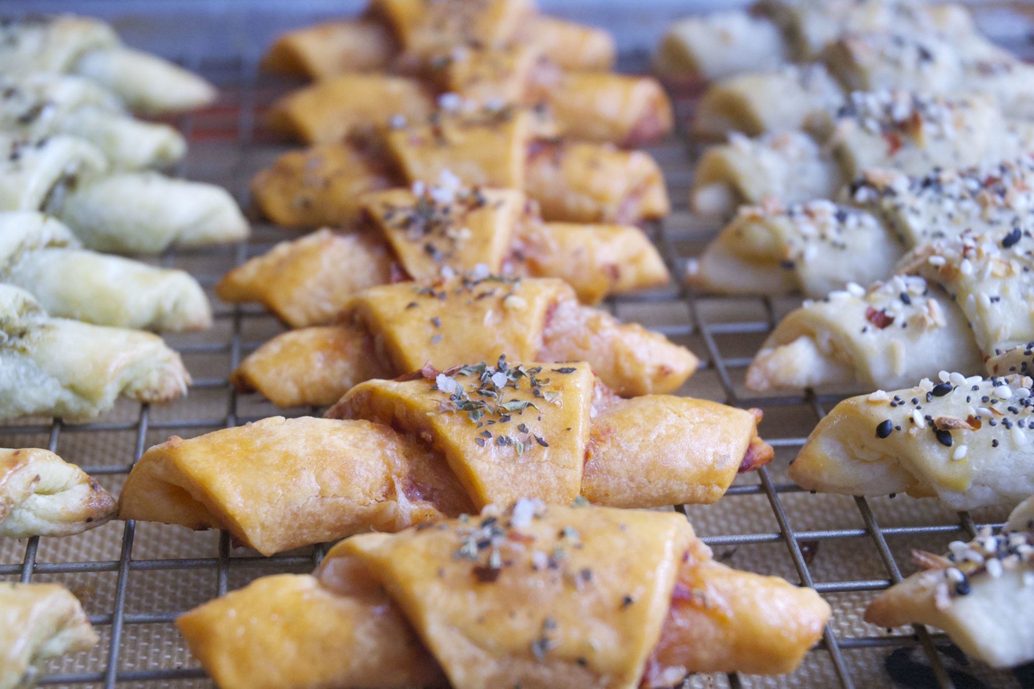 Mixed Savory Rugelach
