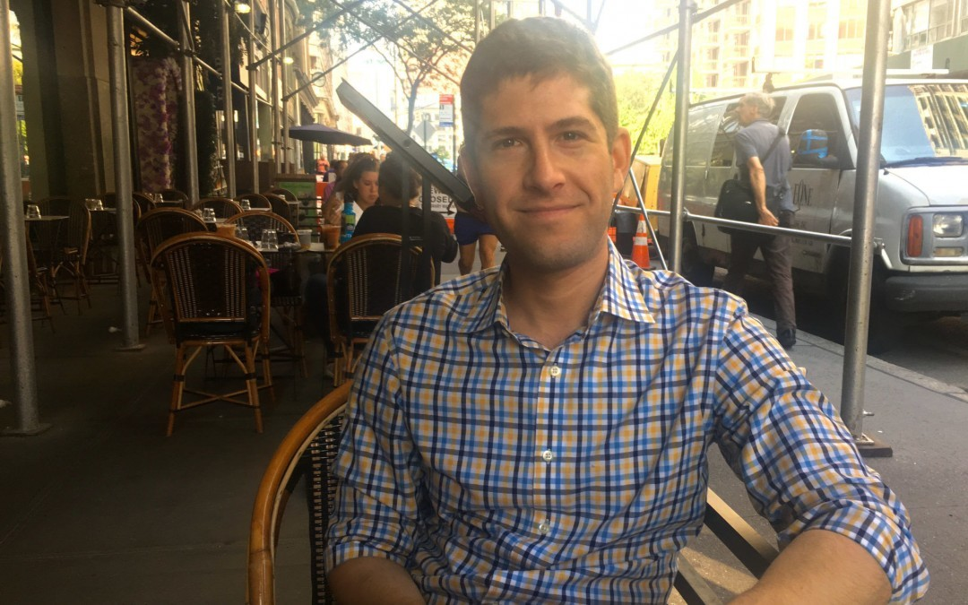 Meet Mike Tolkin, the Jewish Millennial Running for NYC Mayor