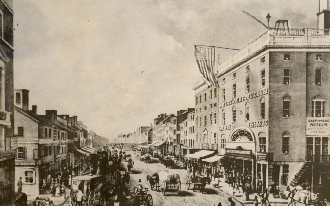 Baltimore Jewry Divided During the Civil War
