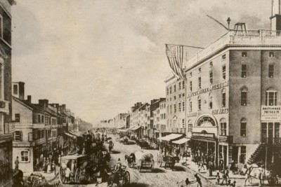 Baltimore Jewry During the Civil War