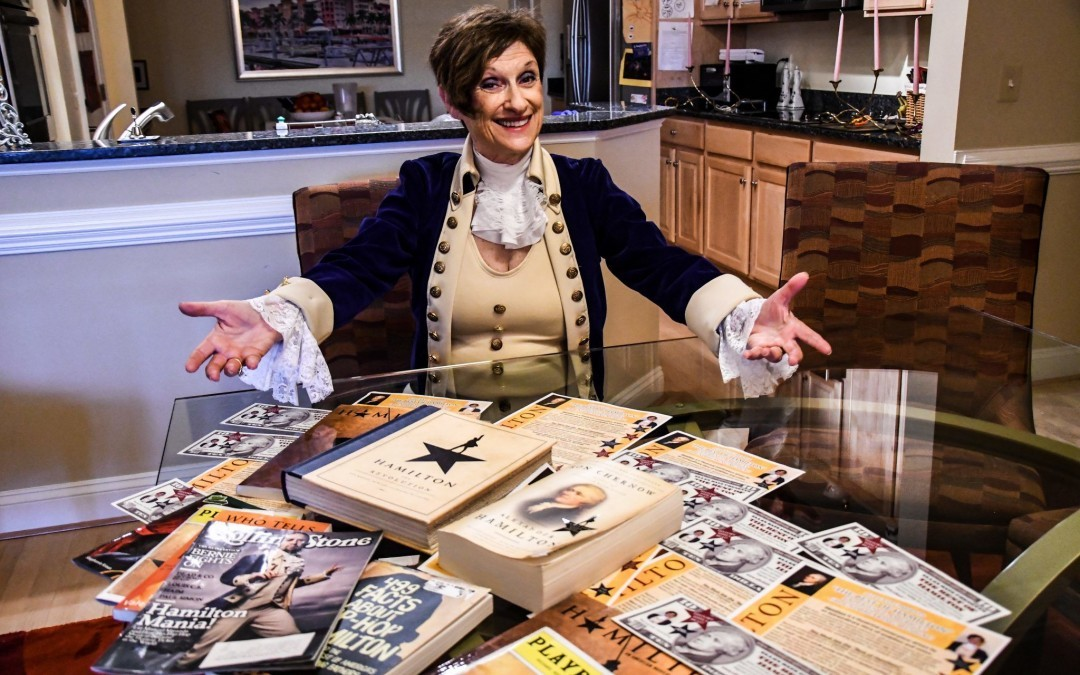 Ellen Katz to bring 'Hamilton' to Baltimore Hebrew Congregation