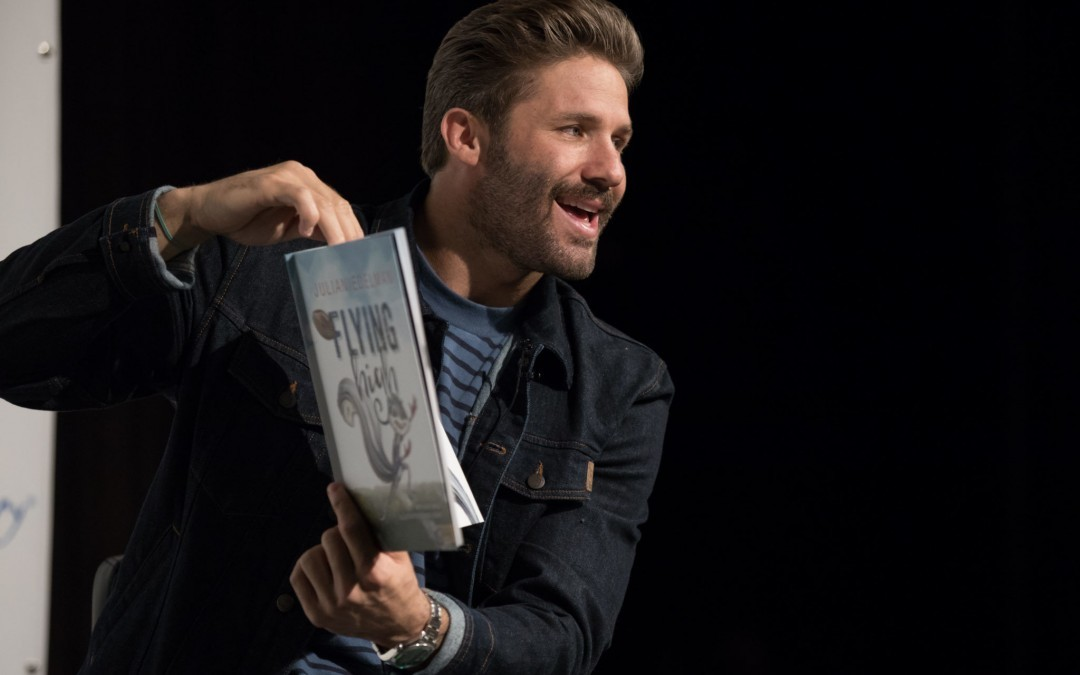 Julian Edelman's Children's Book Gets a Jewish Makeover