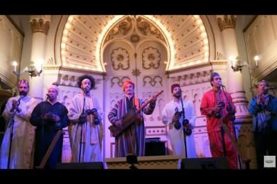 B'nai Israel, Creative Alliance Kick Off Music Series