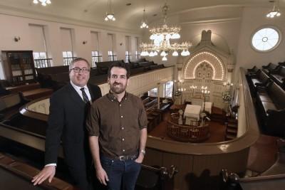 B'nai Israel, Creative Alliance to Kick Off Sacred Music Series