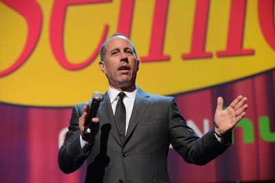 Jerry Seinfeld Calls Trump a 'Water-Gun Clown'