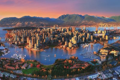 Vancouver Offers Intriguing Array of Cultural and Visual Treats