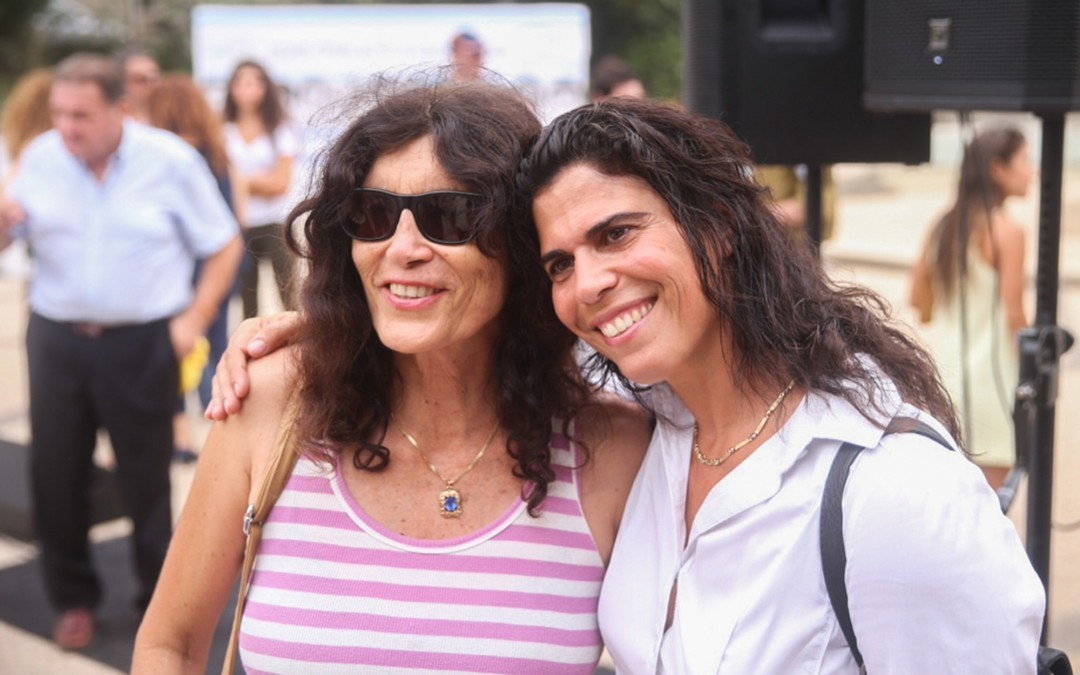 Israeli Women Have Been Saying 'Me Too' For Years