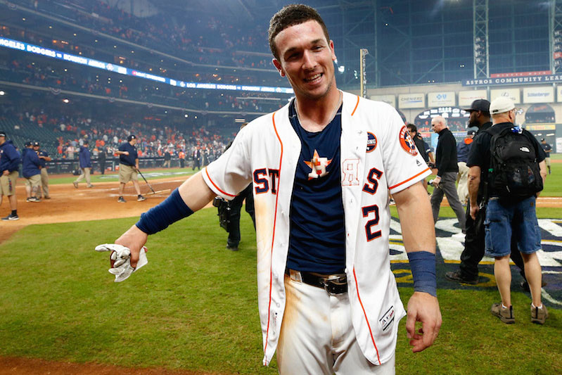 Alex Bregman is 1st Jewish Player to Win a World Series Game with a Walk-Off Hit