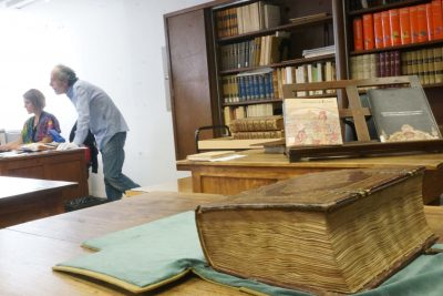 How this Pristine 15th-Century Hebrew Bible Survived the Inquisition