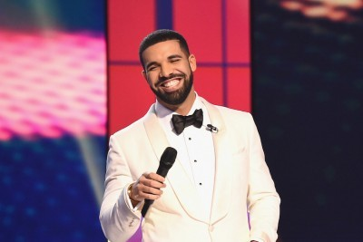 Drake Throws Himself a Bar Mitzvah-Themed 31st Birthday Party