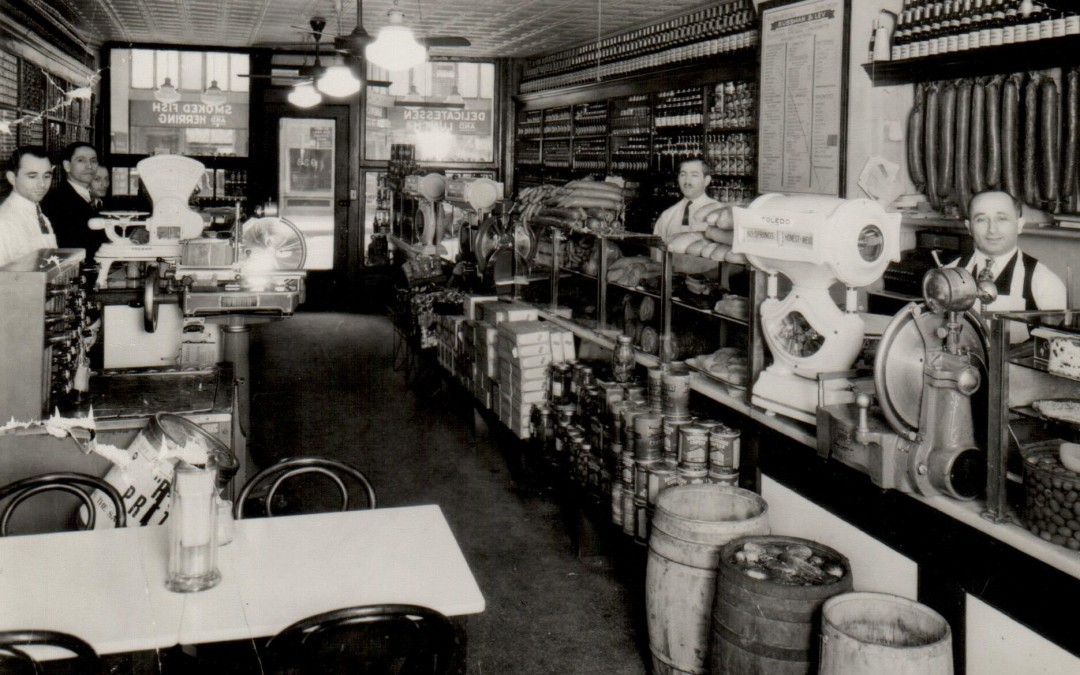 The Deli as a Symbol of the American Jewish Experience
