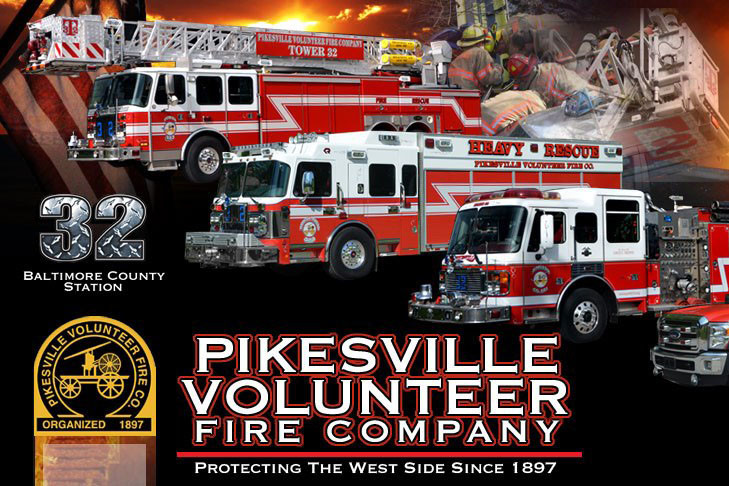 Pikesville Volunteer Fire Co. Kicks Off Brick Campaign